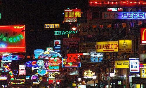 Khaosan Road Bangkok