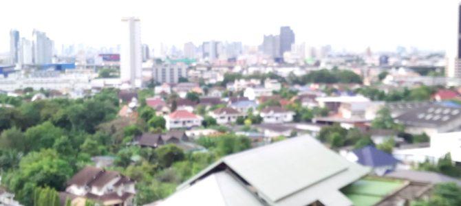 In Bangkok angekommen