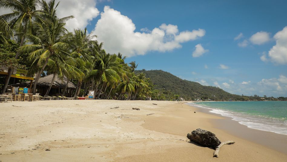 Insel Koh Samui